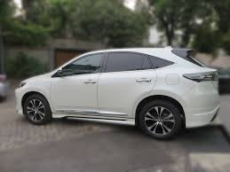 lexus harrier 2016 toyota harrier advance premium autodirect lk