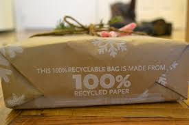 recyclable wrapping paper 100 is gift wrapping paper recyclable waste free christmas