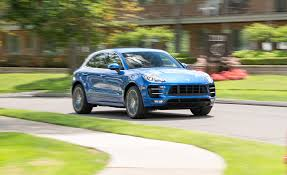 macan porsche turbo 2017 porsche macan turbo pictures photo gallery car and driver