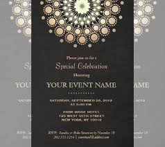 classy invitation templates retirement party invitation template