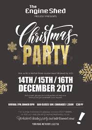 christmas party nights tickets the engine shed wetherby thu