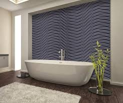 Modern Decorative Wall Panels Interior New At Bathroom Decoration