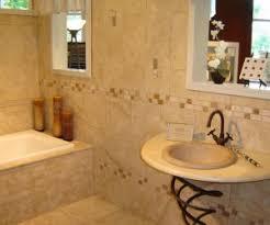 Decorative Wall Trim Designs Bathroom Design Label Luxurious Bathroom With Marble Tile Idea