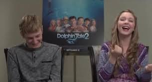 interviews dolphin tale 2 u0026 the one i love this chix flix
