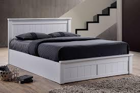 Birlea Ottoman White Wooden Ottoman Bed Bonners Furniture