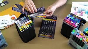 basics organizing your spectrum noir pens youtube
