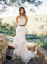 country wedding dresses 20 best country chic wedding dresses rustic western wedding dresses