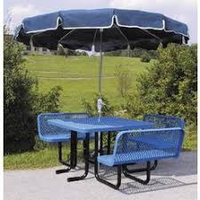 leisure craft picnic tables picnic tables with free shipping kmart