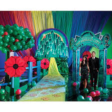 Wizard Of Oz Shower Curtain Wizard Of Oz Kit Stumps