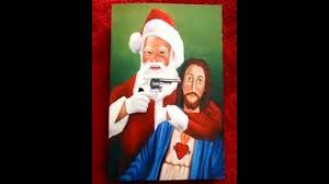 santa and baby jesus picture baby jesus and santa claus
