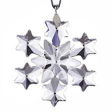 las 90 mejores imágenes sobre swarovski snowflake ornaments en