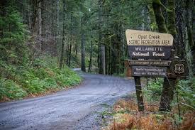 Opal Creek Oregon Map Opal Creek Trail And Jawbone Flats U2013 My Best Northwest