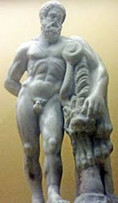 greek mythology statues greek heroes pictures of heracles the strong hero and semi god of