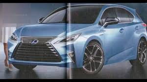 2016 lexus gs facelift rendered new 2018 all new lexus ct the most realistic render youtube