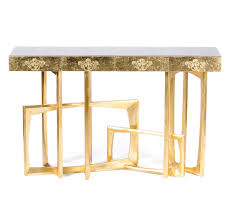 Living Room Sofa Tables by 10 Amazing Modern Console Tables For Your Living Room Design