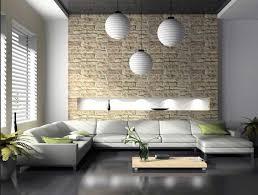 steinwand wohnzimmer beige perfekten steinwand dekoration beige im wohnzimmer lapazca