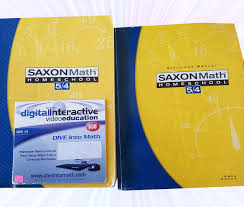 saxon math homeschool base