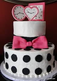 around the clock bridal shower kalico kitchen cake for an around the clock themed bridal shower