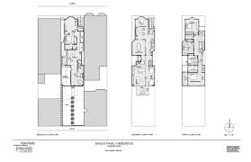row home floor plans gallery of janus house kennerly architecture u0026 planning 16