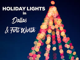 best holiday lights in dallas u0026 fort worth 2016 r we there yet