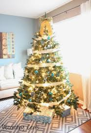 Gold White Christmas Tree Blue Gold White Christmas Tree U2013 Festival Collections