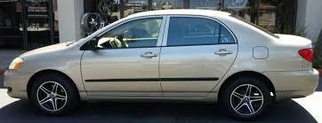 toyota corolla 2005 rims toyota corolla custom wheels