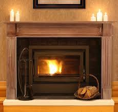 amazon com pearl mantels 111 50 alamo 50 inch fireplace mantel