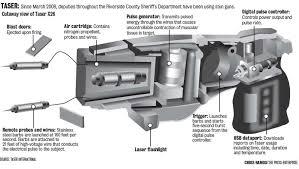 cartridges taser gun ohio officer used stun gun on 9 year old boy san jose mercury news