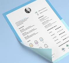 free resume cv templates touch of pink a beautiful free resume