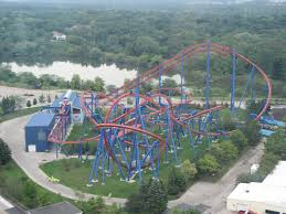 Six Flags Denver Clones Theme Parks And Travels