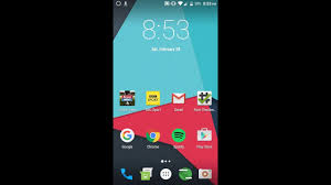 cyanogenmod themes play store samsung galaxy s6 theme on cyanogenmod cm13 youtube