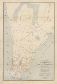 Amsterdam Map Europe by Amsterdam In New Netherland 1653 1664 The City Of The Dutch West