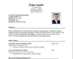 Student Teaching Resume Samples Resume Template Standard Create My Resume Resume Format 2017 16