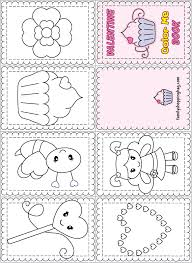 gallery art free printable mini coloring books children