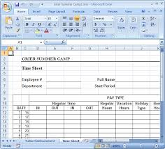 how to make a timesheet in excel microsoft excel tutorial lesson 05 introduction to worksheets