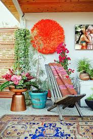 bohemian eclectic outside design discover more at the image