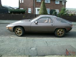 porsche for sale uk 928 for sale 1978 chocolate brown bronze original antique
