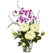 interior u0026 decoration artificial flower arrangement for natural
