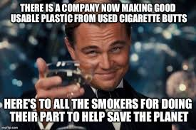 Smokers Meme - leonardo dicaprio cheers meme imgflip