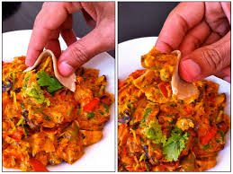 how to eat with chapatis a curry of a life