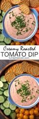 creamy roasted tomato dip u2013 turnip the oven