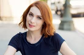 what is felicia day s hair color in the greatest casting of all time felicia day may be mst3k s