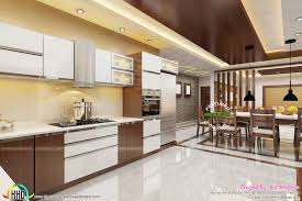 2017 kitchen and dining trends in kerala kerala home design and