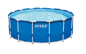 Intex Inflatable Pool Intex Metal Frame Above Ground Pool Review Best Above Ground Pools