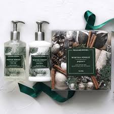 williams sonoma winter forest essential oils collection williams