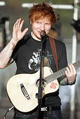 Ed Sheeran Upload Wikimedia Org Commons Thumb D D7