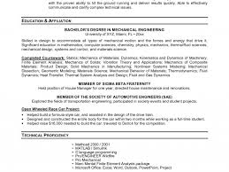Resume Examples Computer Science by Student Resume Sample Resume Example