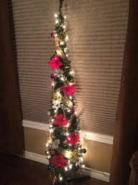 noma pre lit decorated pop up tree 6 ft canadian tire