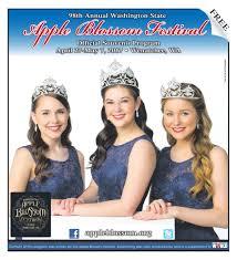 Gazebo Salon Yakima by 2017 Apple Blossom Festival By The Wenatchee World Issuu