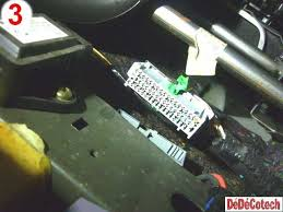 siege scenic 2 réparation connecteur r2 sous siège conducteur scénic ii tuto